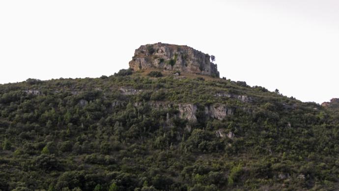 Monticulo subida Pico Caroche