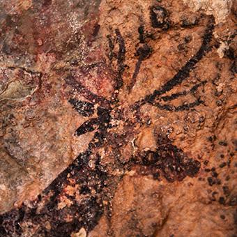 Pinturas rupestres del abrigo de Tortosillas